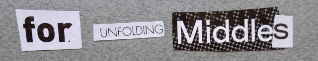 3 for unfolding middles s