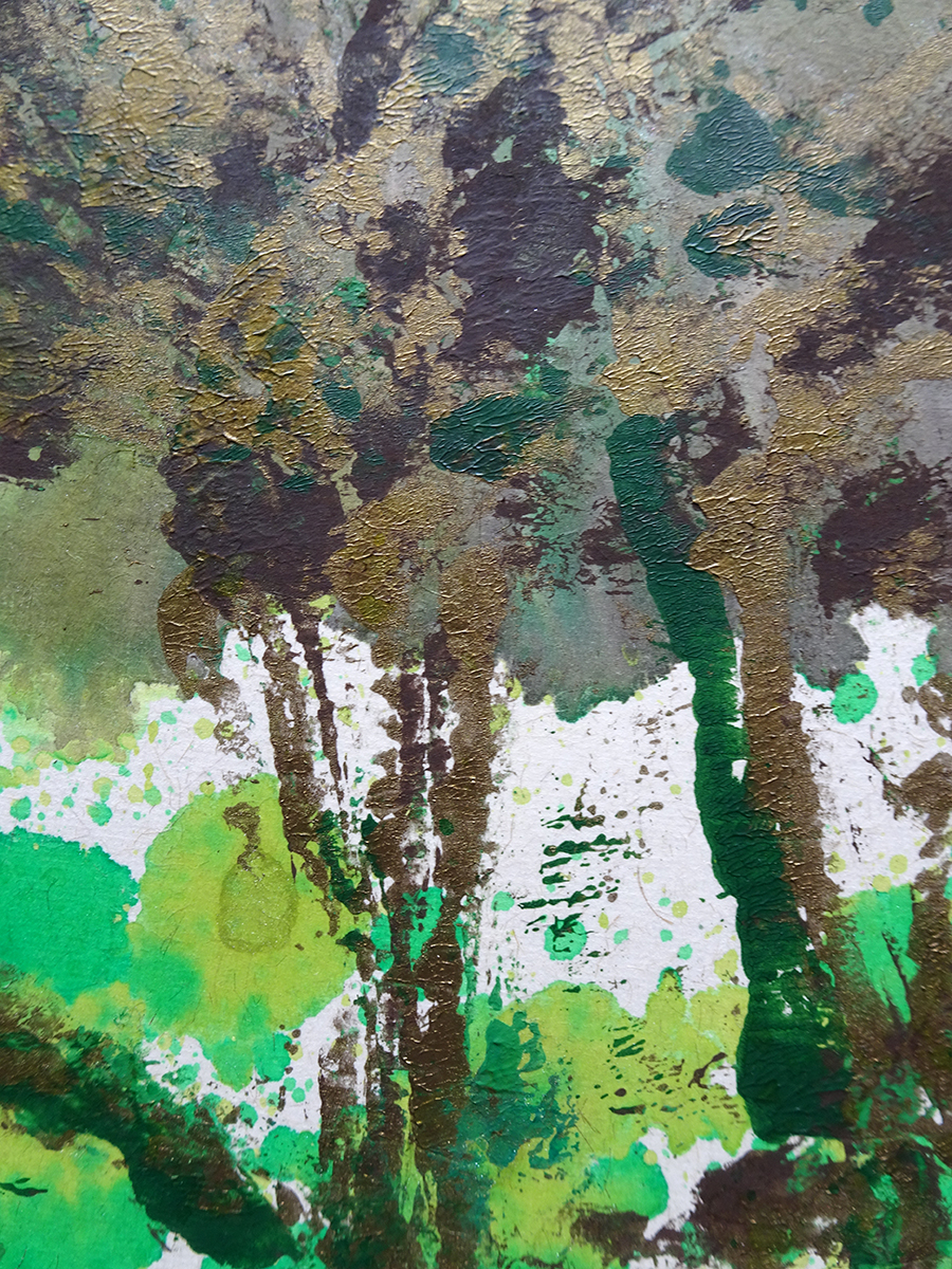 trees close up s