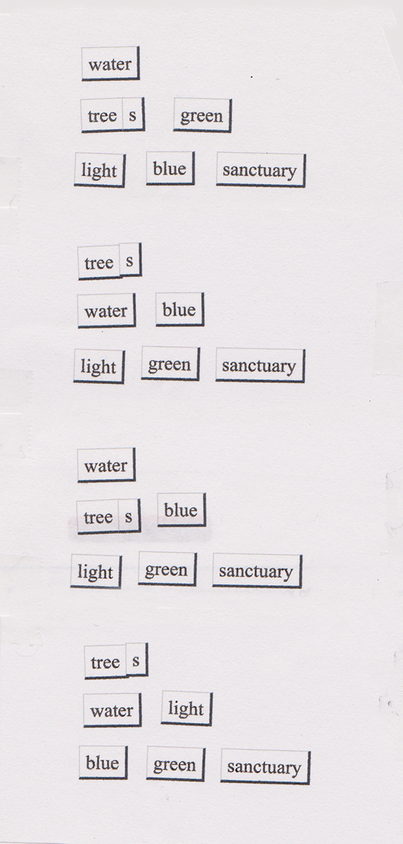 I rearrange 6 words_magnetic s