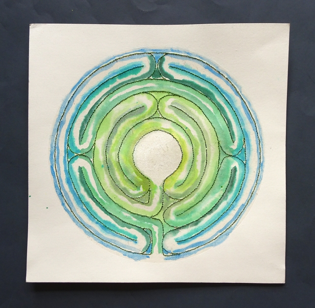 sue labyrinth s
